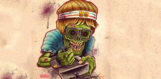 atari zombie de mr biggs