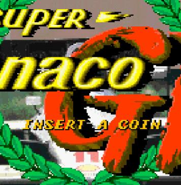super monaco gp arcade banner