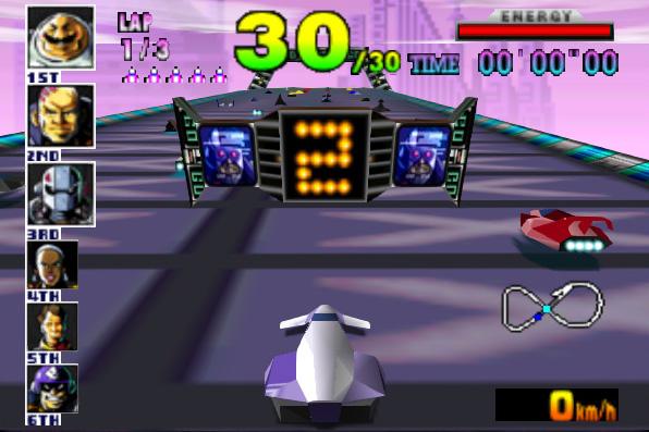 [Tópico Oficial] A Historia de cada Videogame.  F-Zero_X