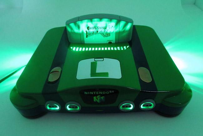 N64 Luigi