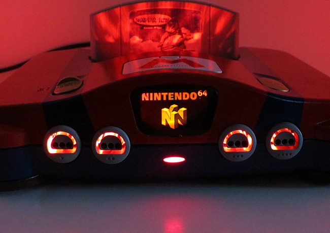 N64 Mario 2