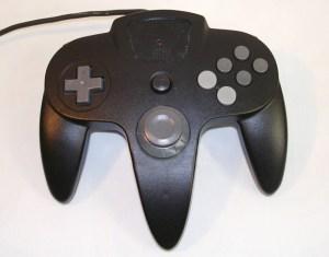 ultra 64 prototipo controle