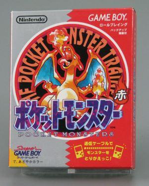 pocket monsters red version