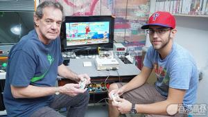 Terry e Dan Diebold