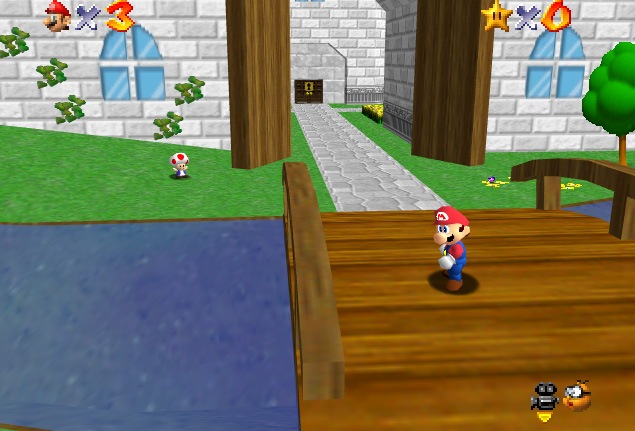 hacks Super Mario Star Road