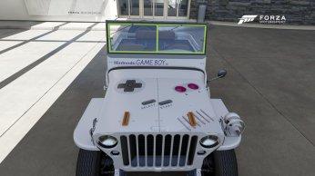 Jeep Forza 6 Game Boy
