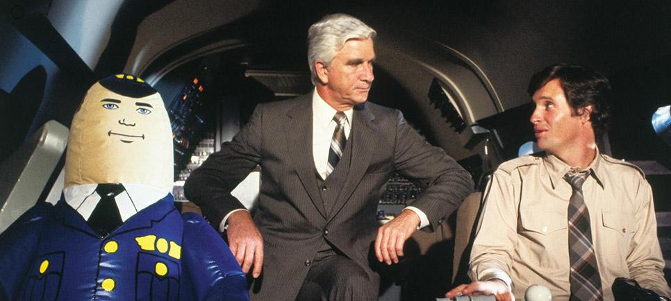 Apertem os Cintos, o Piloto Sumiu (Airplane!, 1980)