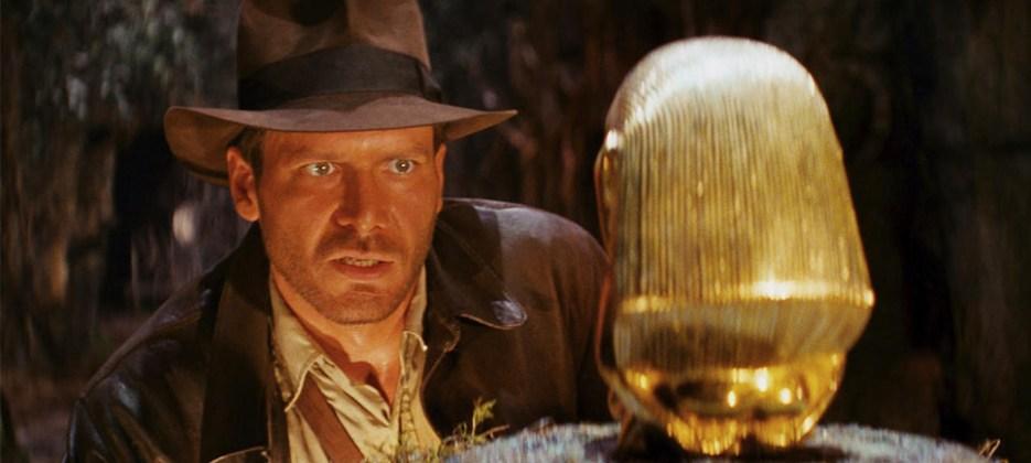 Indiana Jones e os Caçadores da Arca Perdida (Raiders of the Lost Ark, 1981)