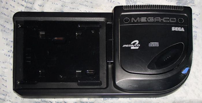 Mega CD 2 (Japão)