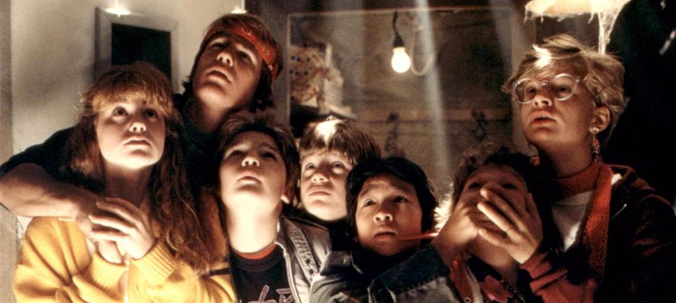 Os Goonies (The Goonies, 1985)