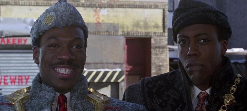Um Príncipe em Nova York (Coming to America, 1988)