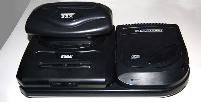 Sega CD (Tec Toy)