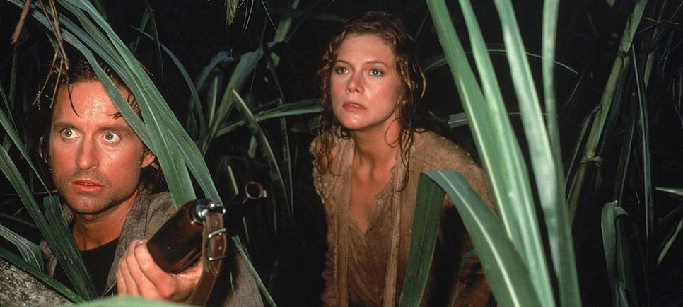 Tudo Por Uma Esmeralda (Romancing the Stone, 1984)