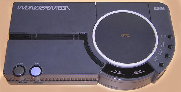 Wondermega RG-M1 (Japão)