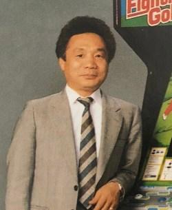 eikichi kawasaki 1988
