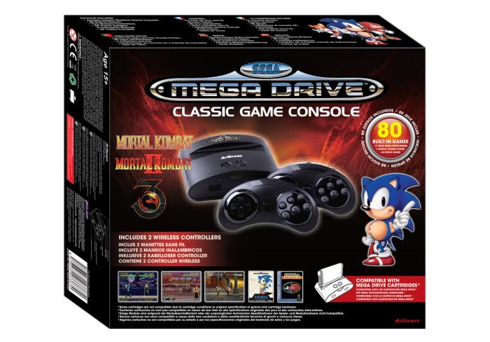 mega drive atgames