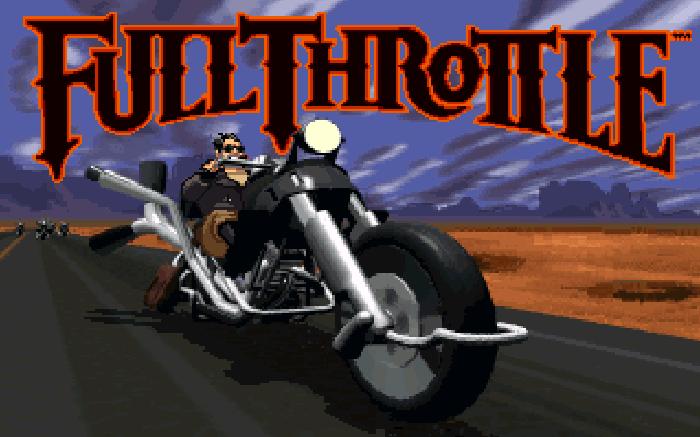 full throttle titulo