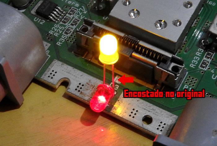 n64 led teste