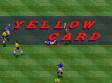 International Superstar Soccer - cartão amarelo