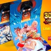 Street Fighter II SNES relançamento conteudo