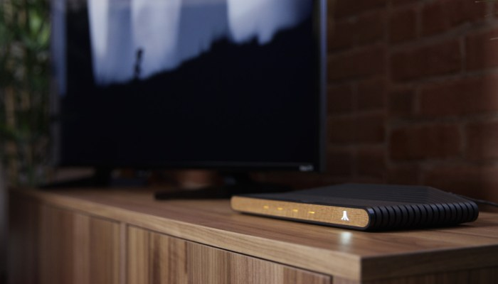 Atari VCS e TV