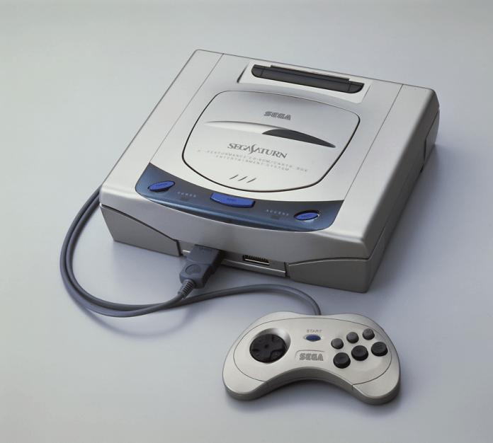 saturn prototipo março 1994