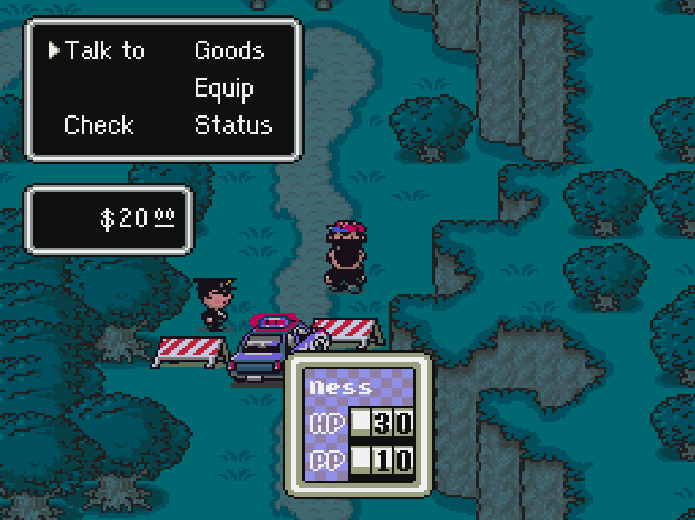 earthbound snes