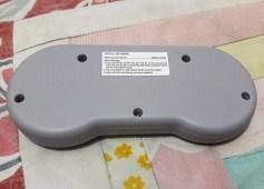 review wireless gamepad snes etiqueta