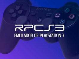 rpcs3 emulador playstation 3 banner