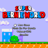 super-bernie-world-tela-titulo