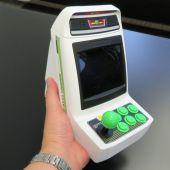 astro city mini arcade sega tamanho