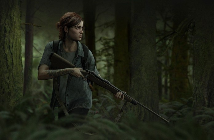 Ellie em The Last of Us 2