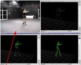 retro studios motion capture