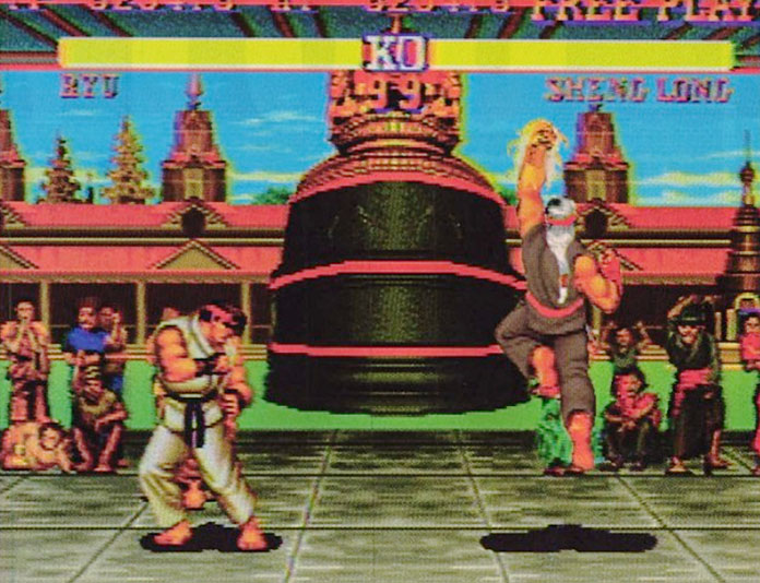 street fighter 2 ii sheng long