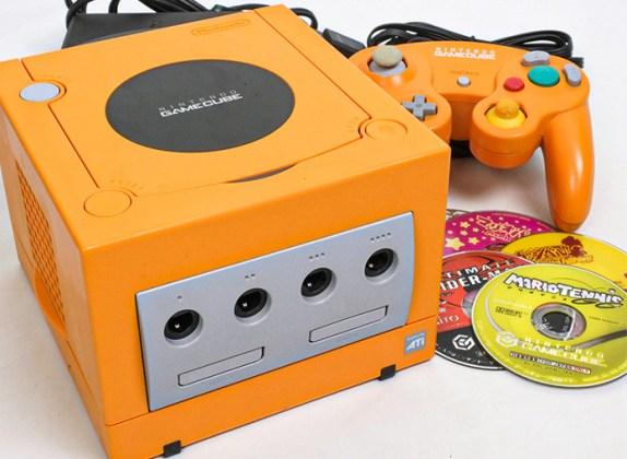 GameCube Spice Orange