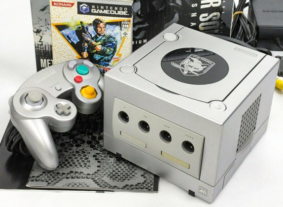 GameCube Twin Snakes