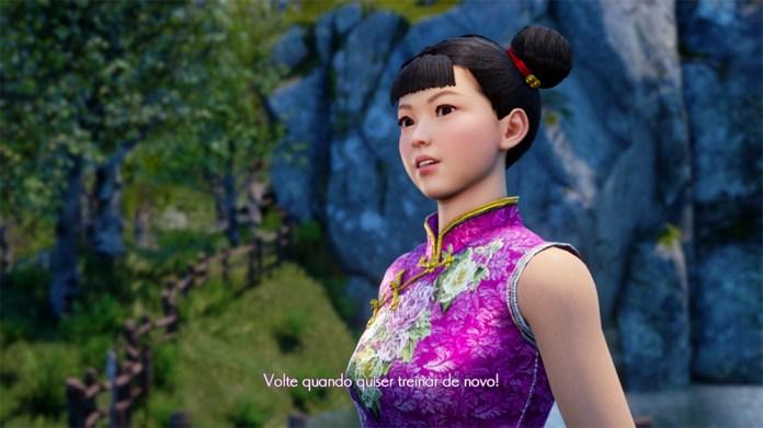 Shenmue III Zhen Wei