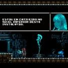 cyber shadow ingame cutscene