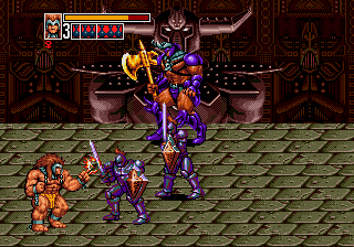 golden axe 3 damned hellstrike