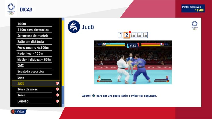olympic games tokyo 2020 the official video game dicas