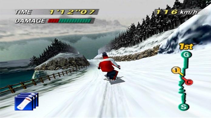 cena de 1080 snowboarding