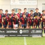 Gli Allievi del Genoa in semifinale