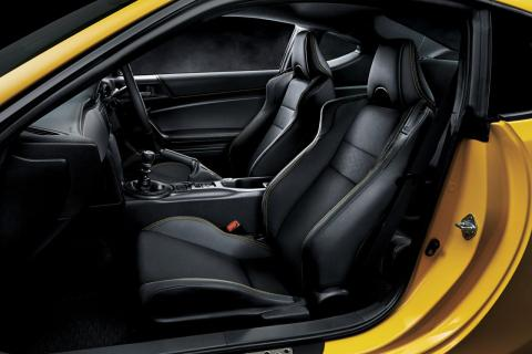 Toyota 86 Yellow Limited 5