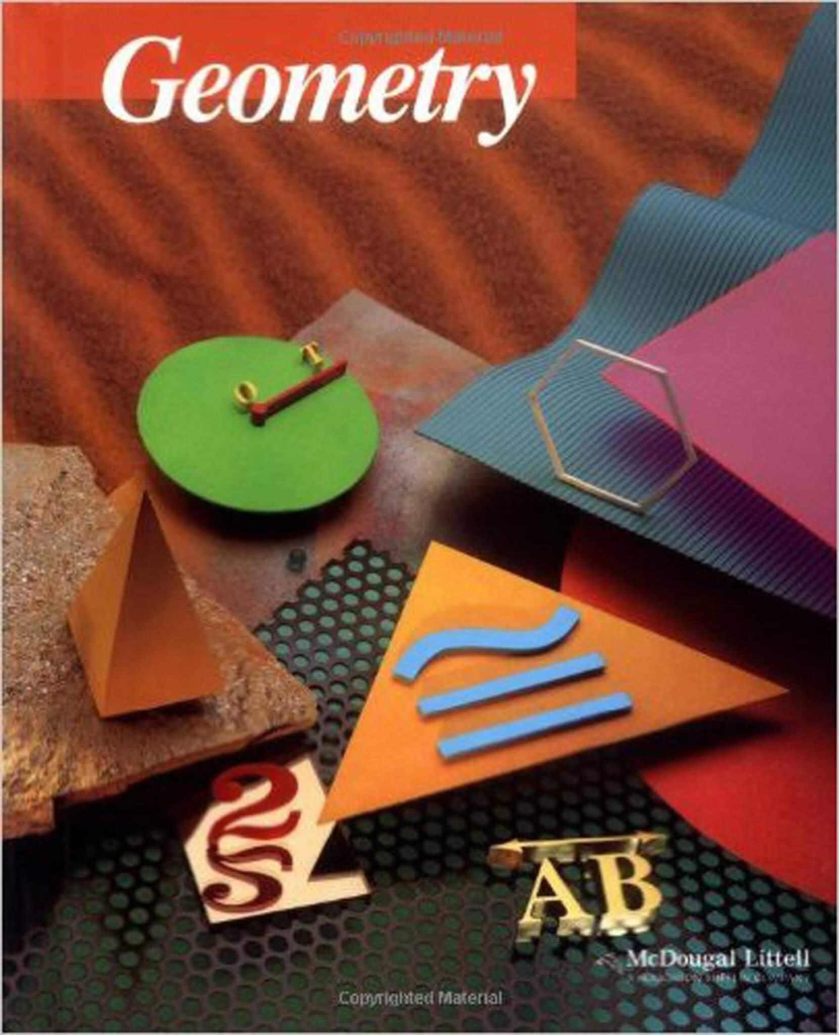 Geometry Text