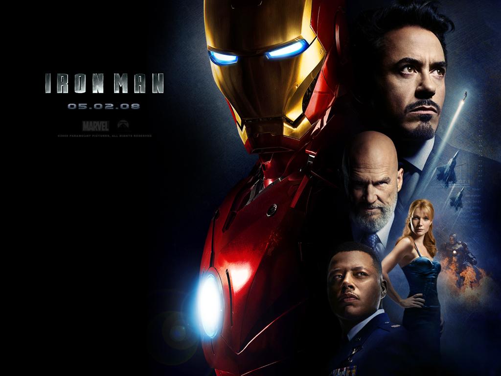 アイアンマン(Iron Man)