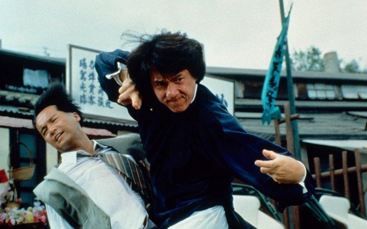 【酔拳2】ドラマ色が強いジャッキー・チェンのおすすめカンフー映画