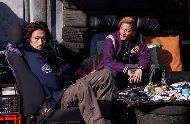 【アリーキャット】窪塚洋介と降谷建志(Dragon Ash)の異色のコンビ映画