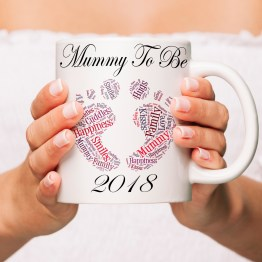 Mummy To Be Mug Mockup - Mummy To Be 2018 Fathers Day Mug Gift
