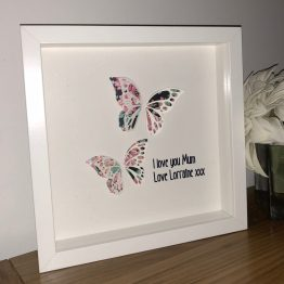 IMG 0218 - Personalised Butterfly Frame