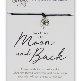 moonandbackWS - WishString - I Love you to the Moon